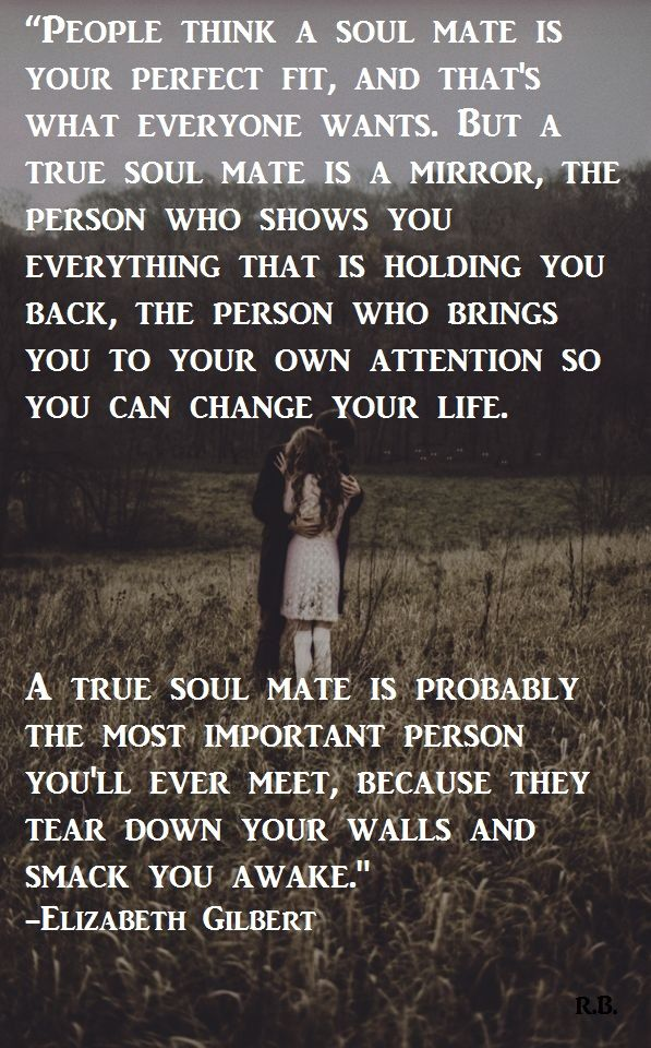 Soul mate quote   Quotes/Bible Verses I Love   Pinterest - Beautiful Soul Mate Quotes